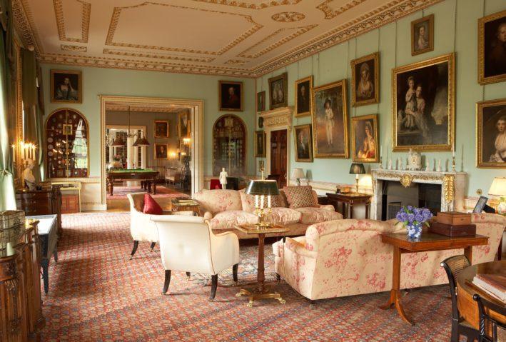Stately Homes Edward Bulmer Interior Design